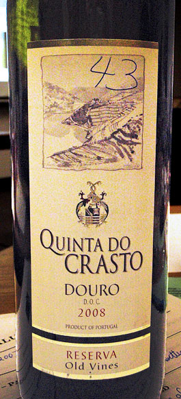 Quinta Do Crasto Reserva Wine