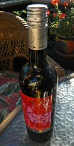 the Sangria wine