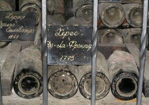 a 'Solera' aging system at Jerez de la Frontera