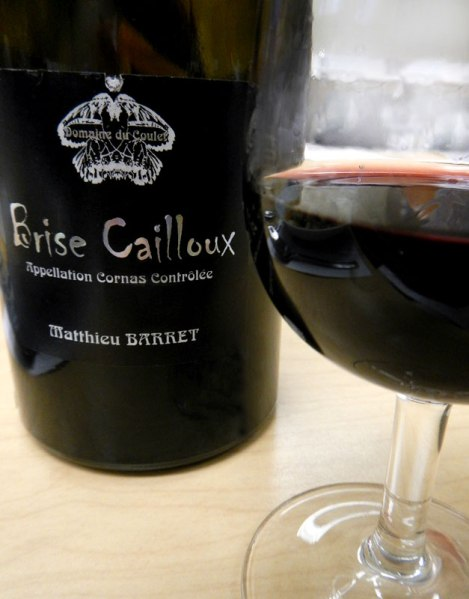 Red Wine 'Brise Cailloux'