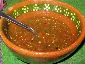 Salsa Verde (Green Sauce)