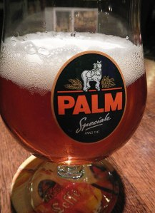 the Palm beer was pretty basic