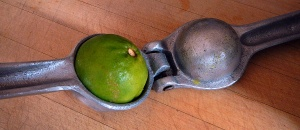 Mexican 'Lime' Squeezer