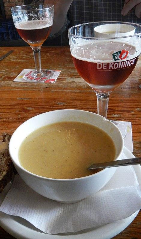 Beer & Soup