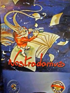 Caracole Beer - Nostradamus