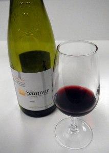 Saumur Red Wine