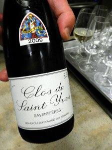 Loire Valley Chenin Blanc white wine