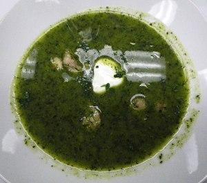 Frog's Leg Soup