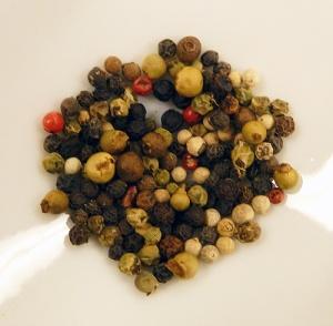 4 Peppercorns Mix