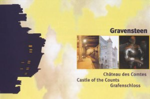 Gravensteen ticket pass