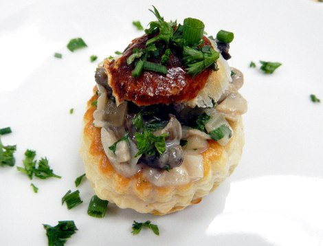 Alsace 3: Escargot in Vol-au-vent