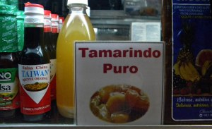 Tamarindo Puro in the Alajuela Mercado