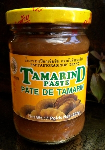 Tamarind paste without the seeds