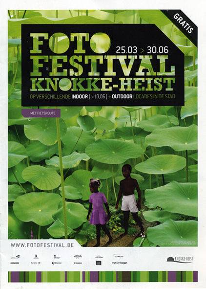 Knokke-Heist Foto Festival Brochure