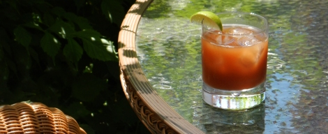 Tamarind Iced Drink