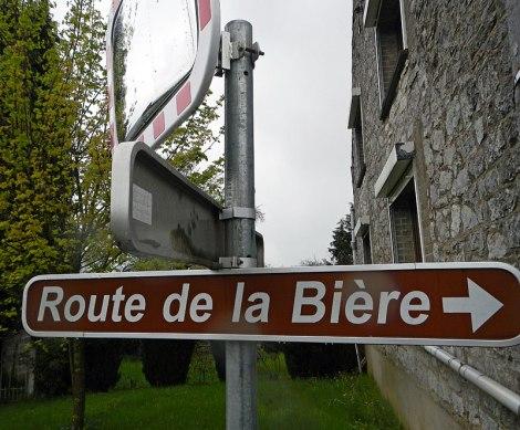 Route de la Biere