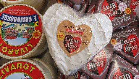 French Cheese in Livarot