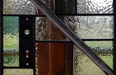Coast Collective Leaded Glass Window