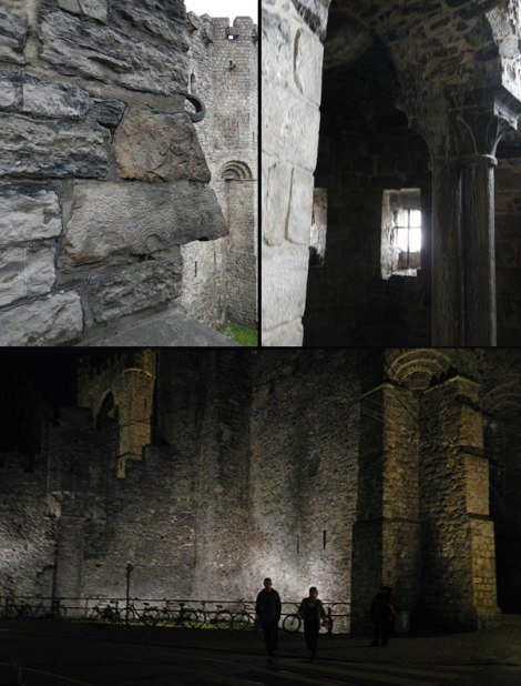the original Gravensteen photos without anything applied