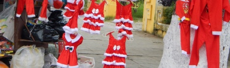 Santa Costumes for Everyone