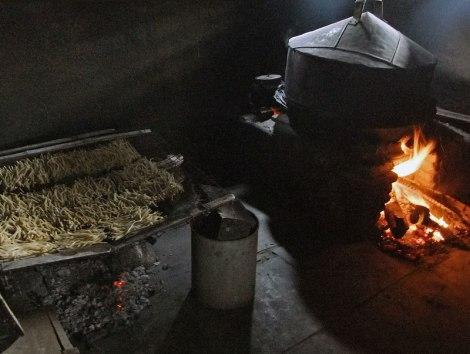 Hoi An Making Cau Lao Noodles