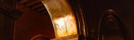 Golden Arches at Mahamuni Pagoda