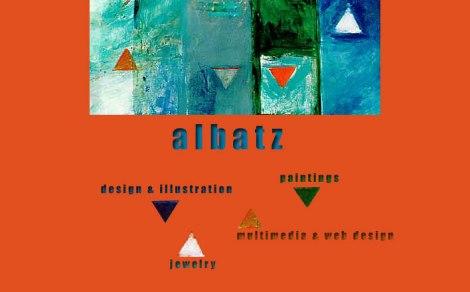 Albatz Art Blog