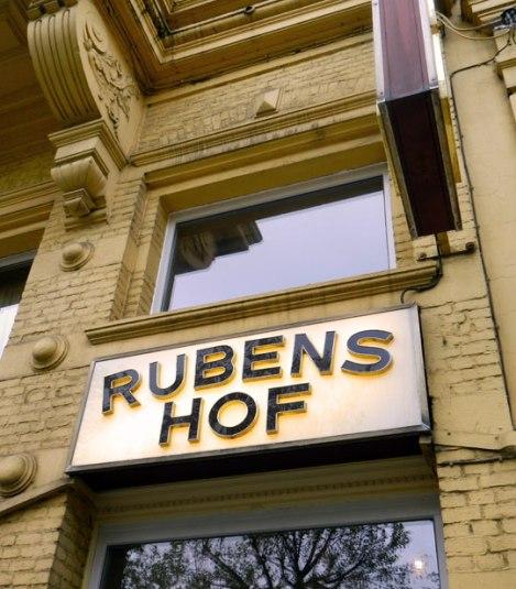 Antwerp's Rubenshof B &B