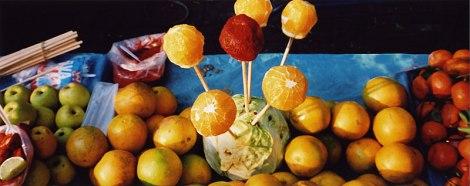 chile on oranges