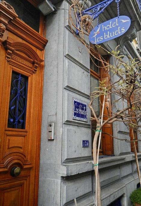 Brussels Hotel Bluets