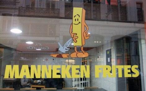 Mannequin Frites