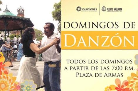 Domingos de Danzón in Puerto Vallarta