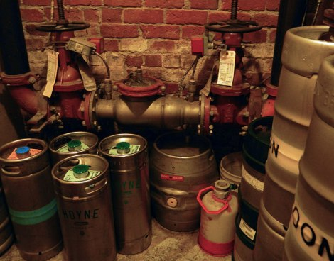 Alibi Room: Kegs & Casks