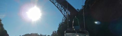 the Bridge over Deception Pass