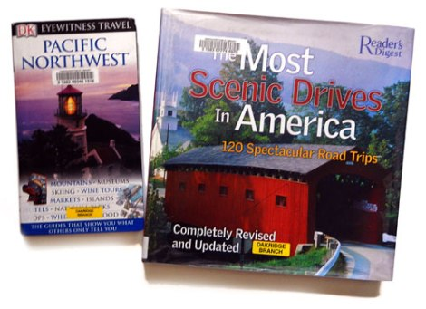 My favourite books for trip planning