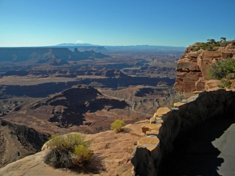 Dead Horse Point State Park in Utah