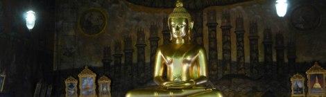 Bangkok Wat Buddha