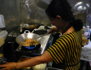 the Dynamo Cook in Chatuchak Market