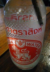 Soda in Cafe in Chatuchak Market