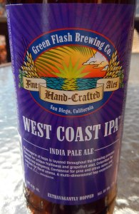 Green Flash Brewing Co. West Coast IPA