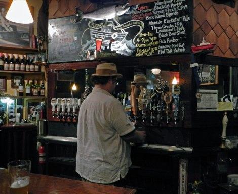 Tugboat Pub in Portland, Oregon