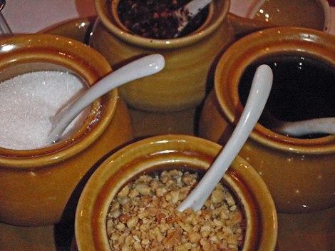 Northern Thailand Condiments