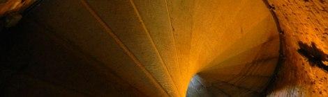 Ghent's Belltower Spiral Stairs