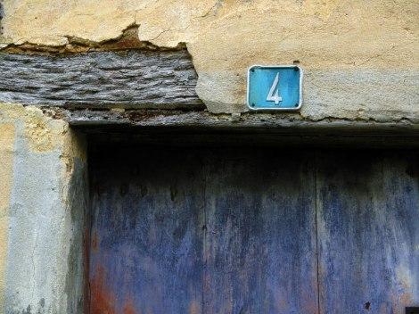 Door Number 4 in San Martiño de Mondoñedo