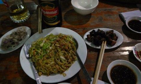 The Manyadanarbone BBQ in Mandalay