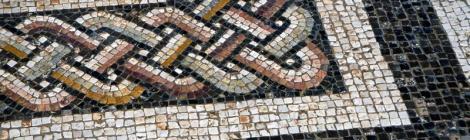 Clunia Roman Mosaic Floor