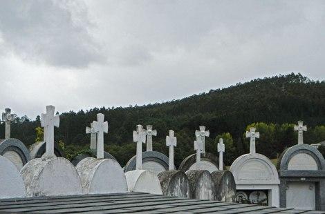 San Martin de Mondoñedo Cemetery