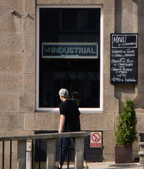 La Industrial in Santiago de Compostela