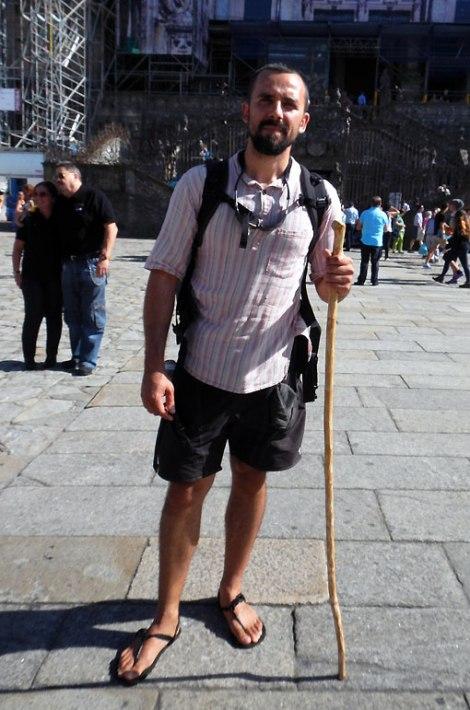 a Pilgrim from Granada