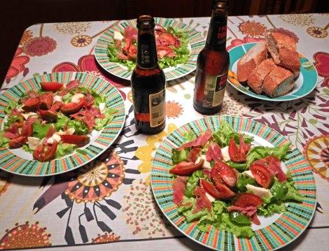 Special Santiago de Compostela Salad